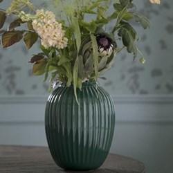 Hammershoi Vase, H25 x W20cm, green