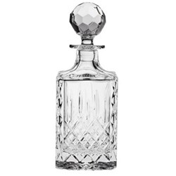 Highland Square spirit decanter