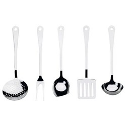Utensil set 5 piece