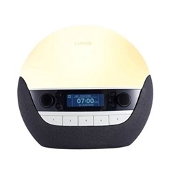 Bodyclock luxe 700 wake up to daylight light H20 x W23 x D13cm