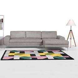 Right hand facing corner sofa group H81 x W289 x D151/92cm