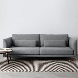 3 seater sofa H82 x W223 x D100cm