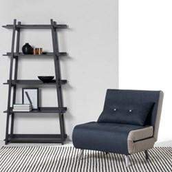 Single sofa bed H85 x W77 x D85cm