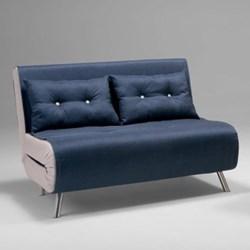 Small sofa bed H81 x W122 x D88cm