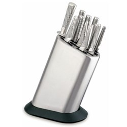 Knife block set 12 piece