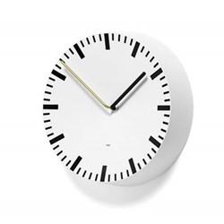 Analog wall clock L27 x W27 x D6.5cm