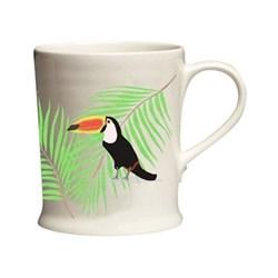 Toucan Mug, 30cl - H9.5cm