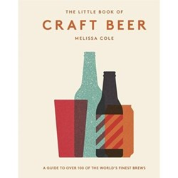 The Little Book of Craft Beer 177 x 140mm