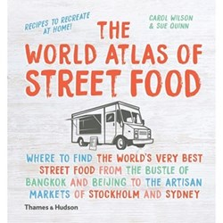 World Atlas of Street Food 234 x 220mm