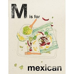 M is for Mexican (Alphabet Cooking), 210 x 160mm