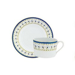Val de Loire Teacup and saucer