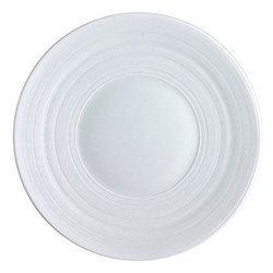 Hemisphere Side plate, 16cm, white