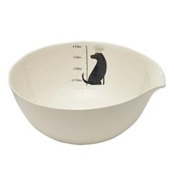 Labrador Mixing bowl, H13.5 x W32.2cm