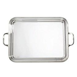 Rectangular tray with handles 29 x 21cm