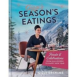 Gizzi Erskine Gizzi's season's eatings (hardback)