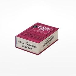 Phaidon Where chefs eat (3rd ed) (hardback)