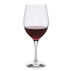 Wine Master Pair of Bordeaux glasses, H23.5cm - 60cl, clear