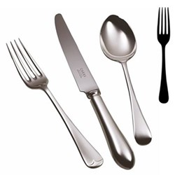 Old English Table fork, stainless steel