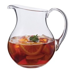 Coolers Punch jug, H22.1cm - 2 litre, clear