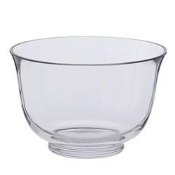 Fortuna Trifle/fruit salad bowl, D23cm, clear
