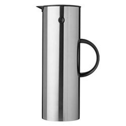 EM77 by Erik Magnussen Vacuum jug, H30cm - 1 litre, brushed stainless steel
