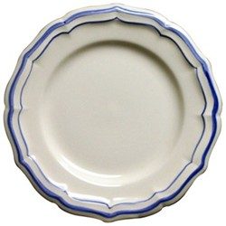 Filets Bleu Canape/side plate, 16.5cm