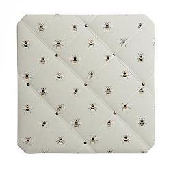 Bees Notice board, 44 x 46cm