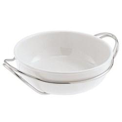 Round spaghetti dish 32cm