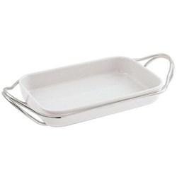Rectangular serving dish 41cm