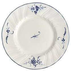 Old Luxembourg Bread and butter plate, 16cm, porcelain