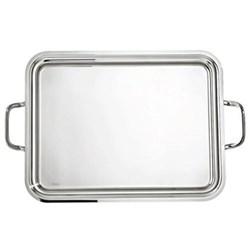Rectangular tray with handles 40 x 26cm