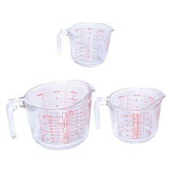 Measuring jug 1/2 pint