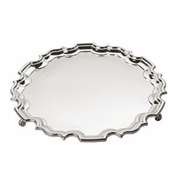 """Chippendale salver 6"""""""