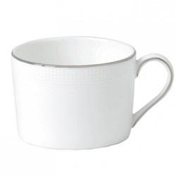 Vera Wang - Blanc sur Blanc Teacup, imperial