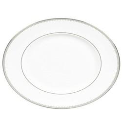 Vera Wang - Grosgrain Oval platter, 35cm