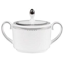 Vera Wang - Grosgrain Covered sugar bowl, 10cm