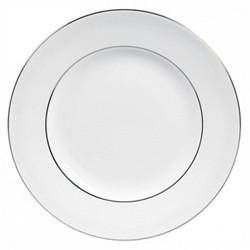Vera Wang - Blanc sur Blanc Side plate, 15cm