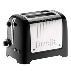 Lite - 26205 Toaster, 2 slot, black