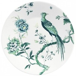 Chinoiserie White Plate, 23cm
