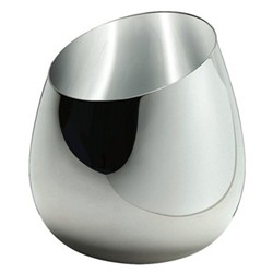 Attraction Ice bucket, 14cm, silver plate