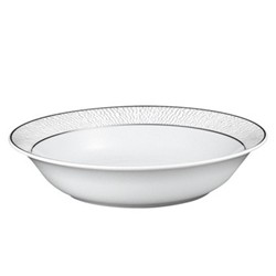 Dune Open vegetable dish, 24cm, platinum