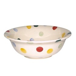 Polka Dot Cereal bowl, 16.5cm