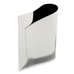 E-Li-Li by Massimiliano Fuksas Vase, 30cm, stainless steel