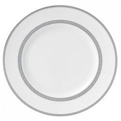 Vera Wang - Lace Platinum Dinner plate, 27cm