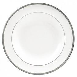 Vera Wang - Lace Platinum Soup plate, 23cm