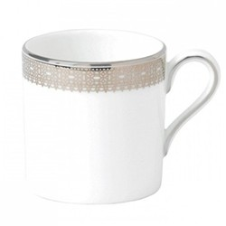 Vera Wang - Lace Platinum Coffee cup, 8cl
