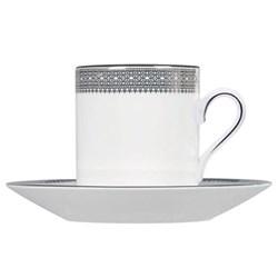 Vera Wang - Lace Platinum Coffee saucer
