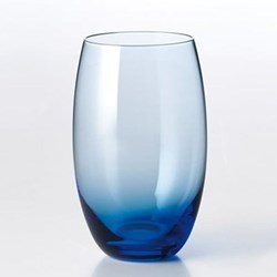 Solid Colour Tumbler, 40cl, azure