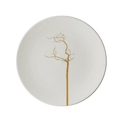 Golden Forest - Pure Dessert plate, 21cm, fine bone china