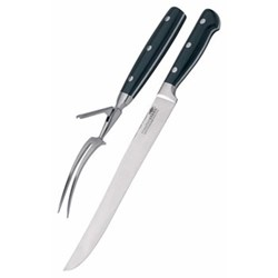 Master Class - Deluxe Carving set, stainless steel